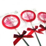 Condom Lollipop