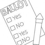 Ballot Check Yes No